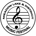 Meadow Lake and District Music Festival Association Meadow Lake and District Music Festival Logo
