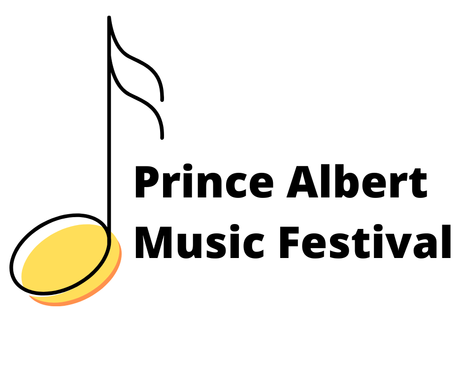 Prince Albert Music Festival Association Prince Albert Music Festival Logo