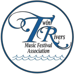 Twin Rivers Music Festival Association Twin Rivers Music Festival Logo